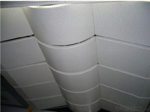Aluminum honeycomb panel4