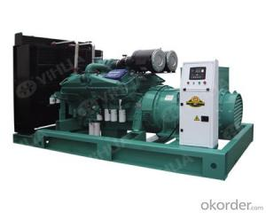 Cummins 20-300KW Open Type Diesel Generator Set