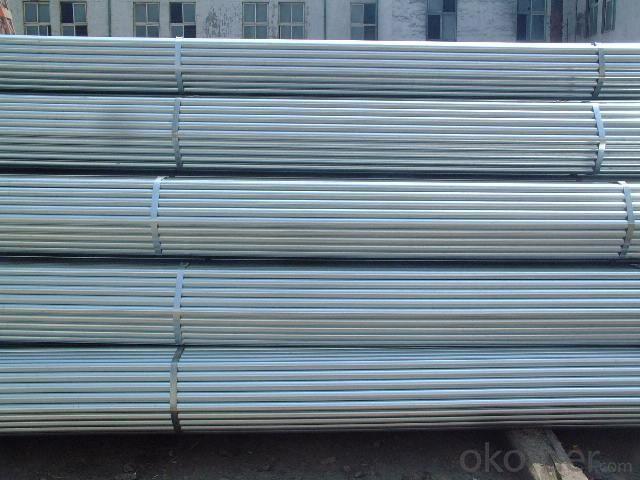 Pre-galvanized iron pipe for oil