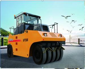 KS225S-2 fully hydraulic single drum vibratory roller