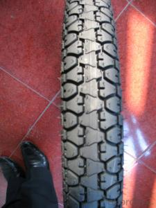 Bias Tyre for Motorcycle 2.50-17 6PR LP121
