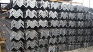 hot rolled Q235 steel angle bar with best price