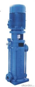 Multistage Single Suction Centrifugal Pump DL Series