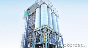 FANGYUAN Dry Mortar Production Line Tower type GTD10