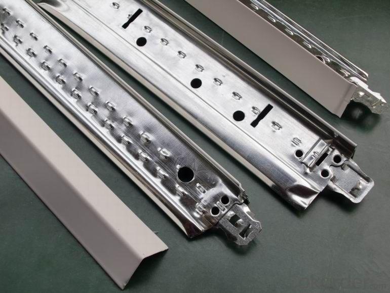 Metal Ceiling Suspension Channel Metal Ceiling Suspension Channel