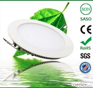 Led Housing Round Lighting 24w