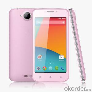 Multicolor 4.5 Inch Dual-Core Android Mobile Phone/Smart Phone/Cell Phone