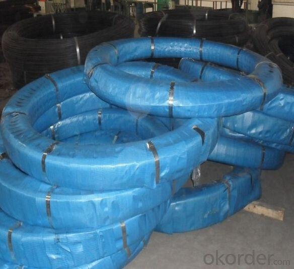 Prestressed Hot Rolled Steel Wire