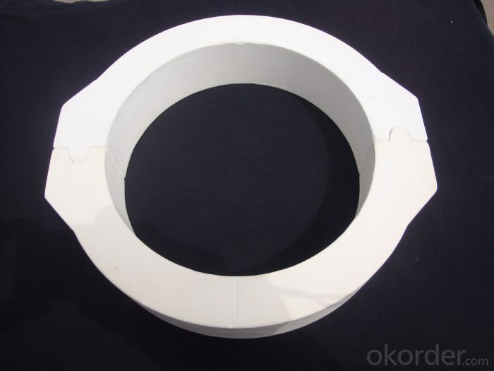 Refractory Quartz Floating Ring