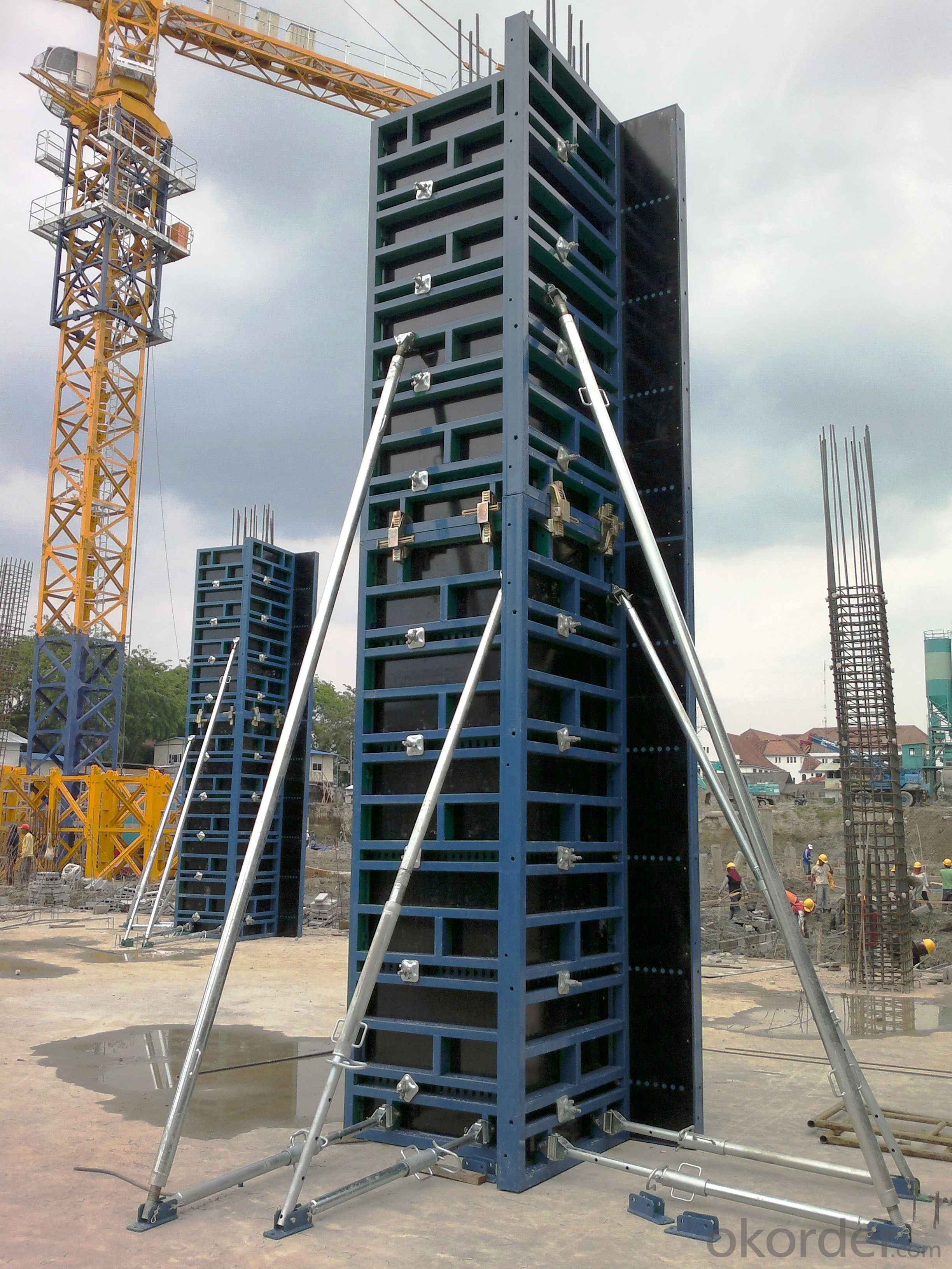 Custom High Security H20 Timber Beam Formwork