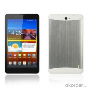 Android Pad Phone Calling Tablet PC Mtk6572 Dual Core Android 4.2 Phablet