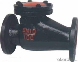 Cast iron check valve High Quality China