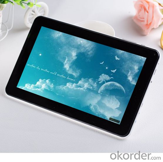 Dual Core Android 4.2 Colorful Tablet PC with HDMI WiFi