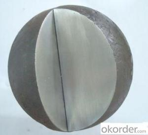 Forged grinding steel ball, Forged Steel Grinding Ball