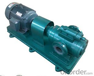 Horizontal Three Screw Rotary Power Pumps
