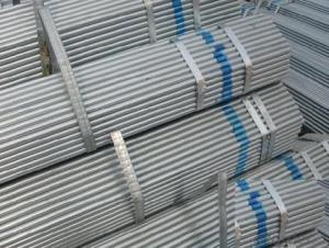 Hot dipping galvanized welded pipe for oil