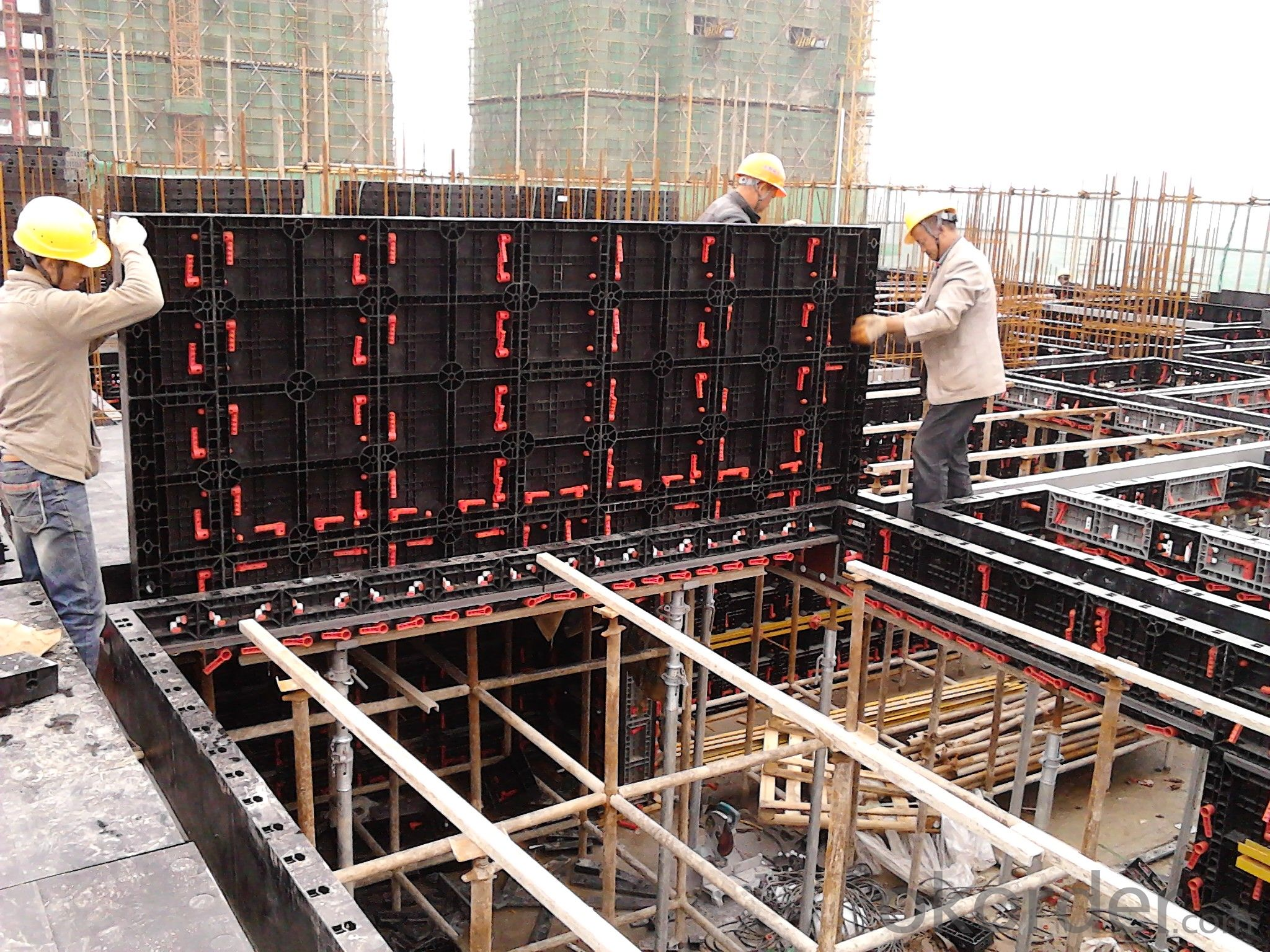 EANTE Square wall formwork
