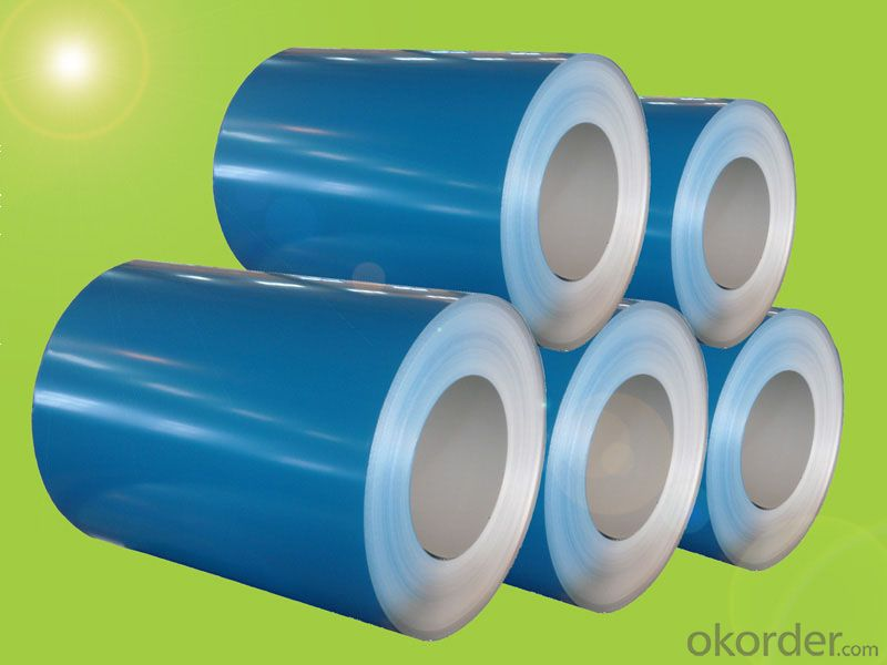 All kind of color coil and sheet