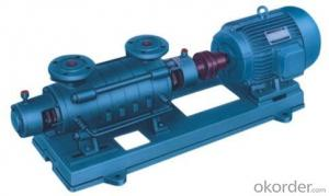 Multistage Single Suction Centrifugal Pump DG Series