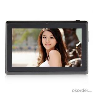 Tablet PC 7 inch Allwinner A23 Dual Core Dual Camera