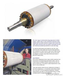 ABB Original  High Low Voltage  Motor