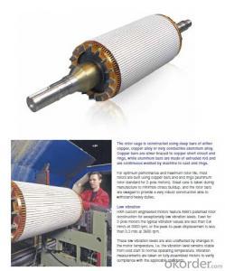 ABB Original  High Low Voltage  Motor