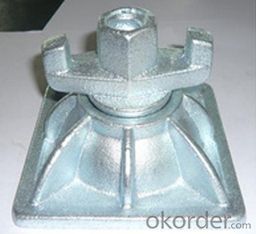steel construction swivel wing nut for sale