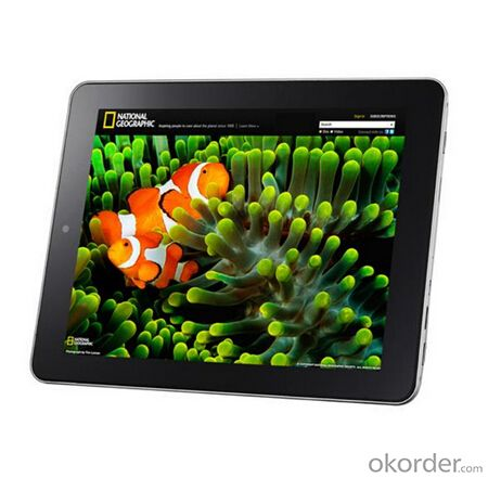 Tablet PC 8 inch 1024*768 pixels, 10 point capacitive touch screen,