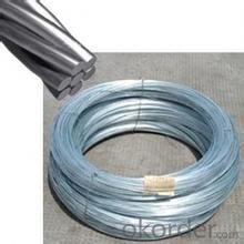 Zinc-5% aluminum-mischmetal alloy-coated steel wire strand