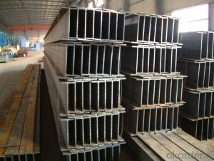 Hot Rolled Mild Steel H Beams