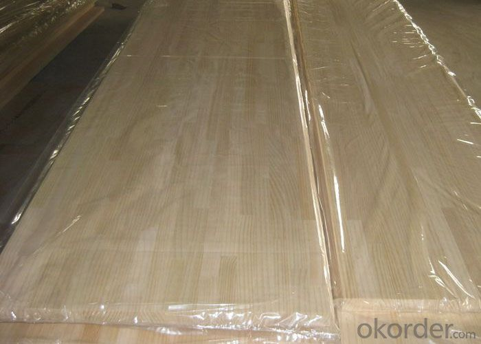 Radiation Pine Wood Finger-jointed Panel