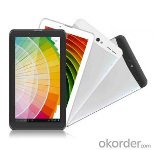 Tablet PC 7inch MTK6572 Tablet PC With 3G Phone Function