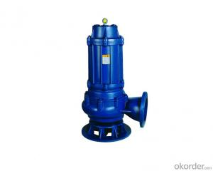 Sewage Submersible Pump  WQ Series