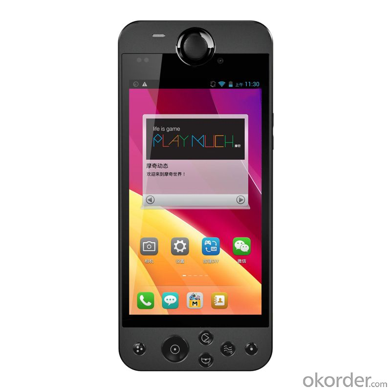 Android PSP-Like Mobile Phone