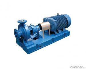 Petrochemical Process Pump ZA Series