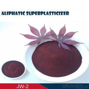 Aliphatic superplasticizer (powder)