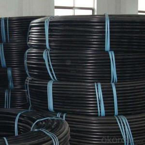 Water Suuply with Small Diameter HDPE Pipes  in Coil