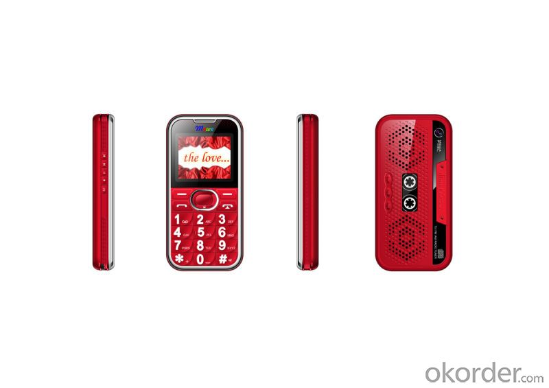 Big Keypad Senior Mobile Phone M33