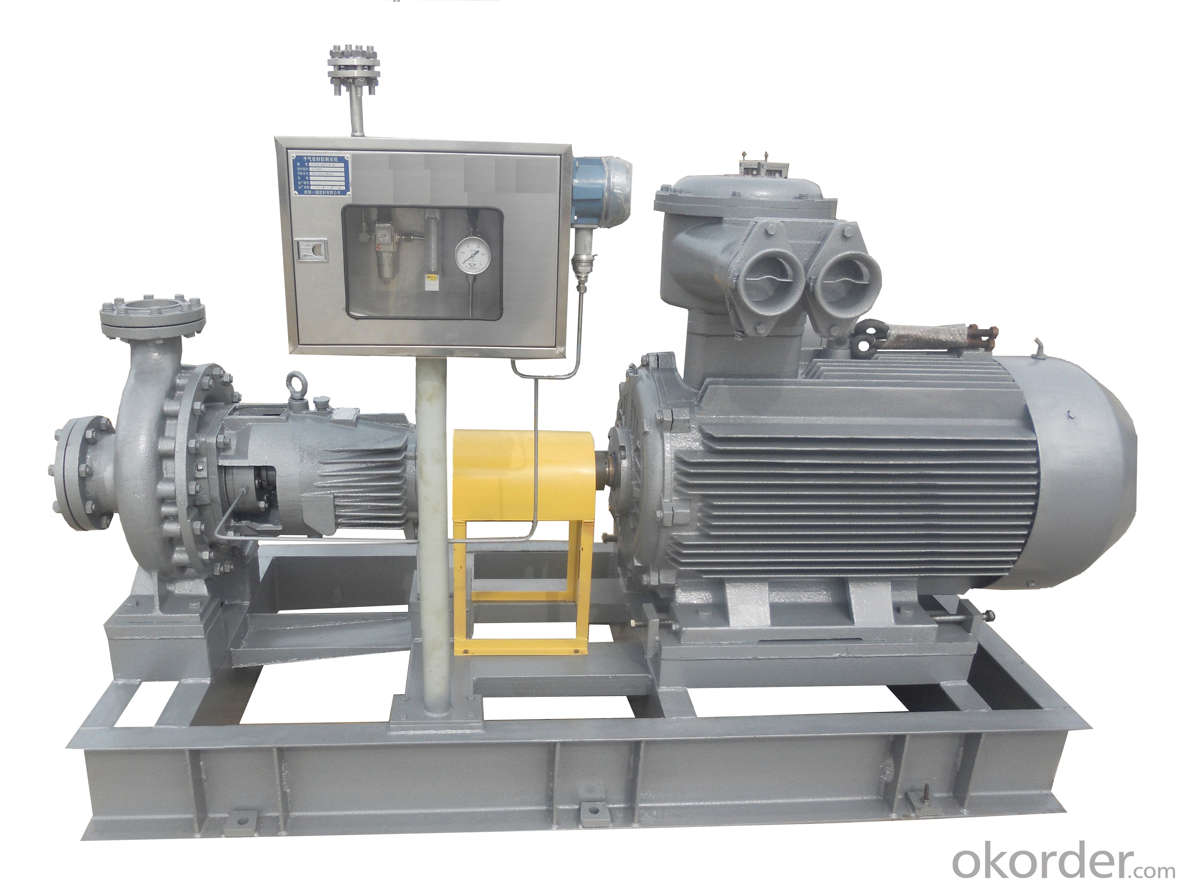 ZE type oil chemical process pump