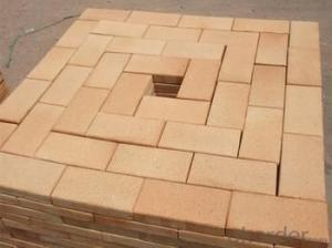 High Water Permeability Paving Brick