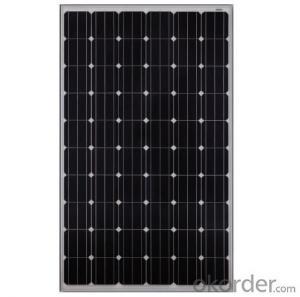 Mono panel JAM6 60 250-270W