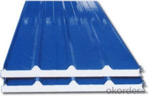 colour steel sandwich panel