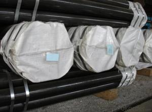 BLACK API 5L  X52 ERW PIPE