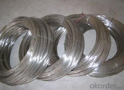 Black Anealed / Patenting Steel Wire
