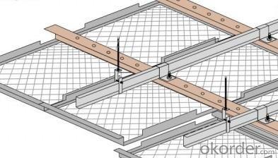 Aluminum Ceiling for Interior Decor