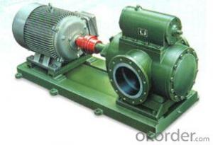 Multiphase Mixture Pumps/Double Screw Pump