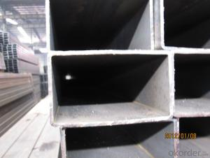 Rectangular Hot Rolled Steel Tube