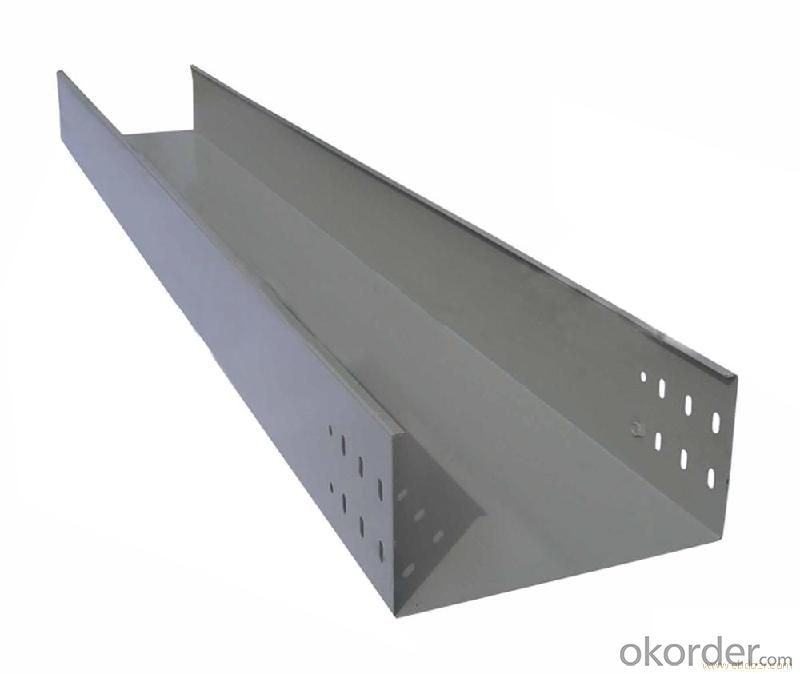 Channel pre-galvanized cable tray