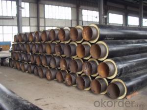 POLYURETHANE POLYETHER FOAM SYSTEM FOR PIPELINE INSULATION