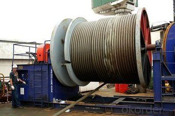 STEEL WIRE ROPE FOR OIL